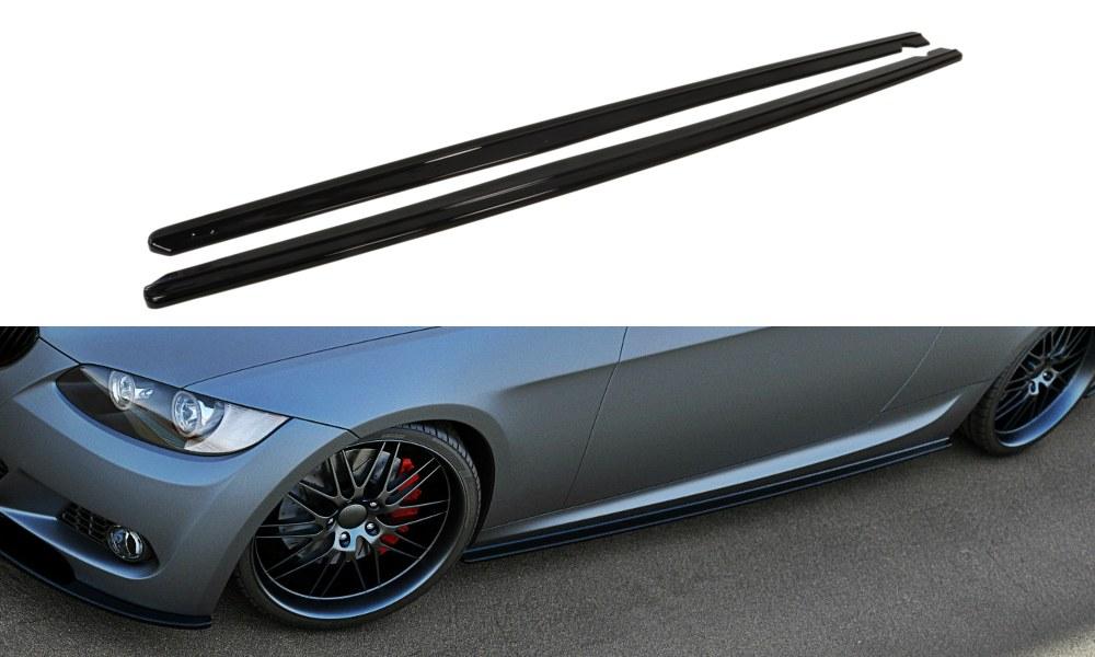 Dokładki Progów BMW 3 E92 M-Pack - GRUBYGARAGE - Sklep Tuningowy